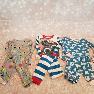 EUC 5T Toddler Boy Pajamas - Gap & Disney